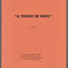 A Touch of Soul: 1972