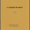 A Touch of Soul: 1970