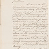 William Smith III correspondence, A-W and unidentified