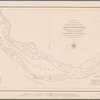 Savannah River, reconnaissance of the approaches to the city of Savannah: including front & back rivers
