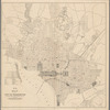Map of the city of Washington: location of deaths for the year ending June 30, 1895