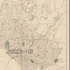 Map of the city of Washington showing location of fatal cases of lung diseases for the year ending June 30, 1895