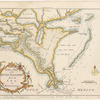 A new map of the River Mississipi: from the sea to Bayagoulas
