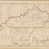 Map of the state of Kentucky: with the adjoining territories