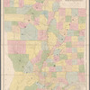 Map of Mississippi, Louisiana & Arkansas exhibiting the post offices, post roads, canals, rail roads, &c.