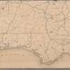 Post route map of the states of Alabama and Mississippi with adjacent parts of Florida, Georgia, Tennessee, Arkansas and Louisiana: designed and constructed under the orders of Postmaster General Marshall Jewell and Second Assistant Postmaster General Jas. N. Tyner by W.L. Nicholson, topographer of P.O. Dept.
