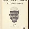 Duee, a Boy of Liberia
