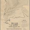 Map of New Covington, in St. Tammany Parish, La. the great southern sanitarium