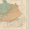 Preliminary map of Kentucky