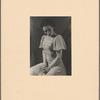 Nora Kaye in Antony Tudor's ballet, Pillar of Fire
