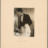 Hugh Laing as the Waiter in Antony Tudor's ballet Judgment of Paris