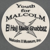 Youth for Malcolm: El Hajj Malik Shabbaz [Shabazz], BUX.648