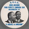 Jobs -- Income: Poor people's campaign 1968, Washington, D.C. BU.98.001.2