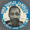 Rev. Dr. Martin Luther King, Jr. Poor People's Campaign for poor power, BU.98.001.1