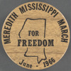Meredith Mississippi March for Freedom, June 1966, BU. X.374