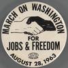 March on Washington for jobs & freedom, August 28, 1963, BU. X.587