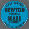Black Panther / Newton, Seale / Congress Assembly / Peace & Freedom, BU. X.435