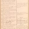 Notes and extracts from public letters to Sir Henry Moore dating from 1767 to 1769