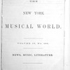 The musical world, Vol. 16, no. 285