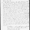 Agreement between Charles Dickens and Richard Bentley re Dickens' editing and contributing to Bentley's Miscellany, Manuscript copy
