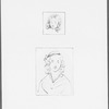 Browne, H. K. 21 original unpublished drawings of characters in the works of Charles Dickens, arranged on ten mounts