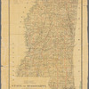 State of Mississippi: compiled from the official records of the General Land Office and other sources by C. Roeser, Principal Draughtsman, GLO, Department of the Interior