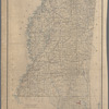 State of Mississippi: compiled from the official records of the General Land Office and other sources, under supervision of A.F. Dinsmore, Principal Draughtsman G.L.O.