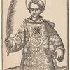 S. Stephanus. Protomartir