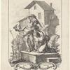 S. Jacobus Major Apostolus Capite Damnatus