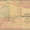 Map of Montgomery County, Kentucky: from new and actual surveys