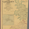 Map of Garrard and Lincoln counties, Kentucky: from new and actual surveys