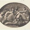 Apollo, Neptune, Pluto, and Athena