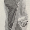 """Say, have we got any more of them 4567 French heel, chiffon rosette?"", Vol. 186, no. 25, p. 12 (detail)"