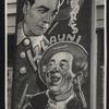 Actors: Clowns: Circus