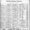 Brooklyn telephone directory, Winter 1939-40
