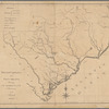South-Carolina and parts adjacent: shewing the movements of the American and British armies