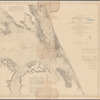 Albemarle Sound, N. Carolina, eastern part: from the Atlantic Ocean to the Pasquotank River