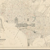 Map of the city of Washington showing location of fatal cases of zymotic diseases for the year ending June 30, 1891