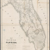 Map of the seat of war in Florida: compiled by order of Bvt. Brigr. Genl. Z. Taylor, principally from the surveys and reconnaissances of the officers of the U.S. Army