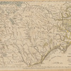 A new and accurate map of North Carolina and part of South Carolina: with the field of battle between Earl Cornwallis and General Gates