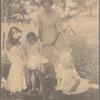 Mrs. Agnus MacDonald and children