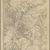Map of parts of Montana, Idaho and Wyoming: [western sheet of an incomplete map]