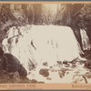 Keppler's Cascades, from below