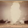 Giant Geyser, during eruption