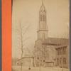 Church facade, Steubenville, Ohio