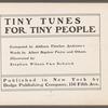 Tiny tunes for tiny people