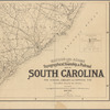 Watson and Adams new topographical, township & railroad map of South Carolina: for school, library and official use from official records and surveys