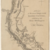 A plan of the several villages in the Illinois Country, with part of the River Mississippi &c.