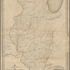 A new map of Illinois and part of the Wisconsin Territory