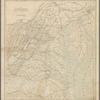 Map of eastern Virginia